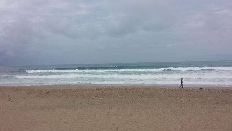 Surf report L'Uhabia - France (64) 2016-05-26 10:00:00