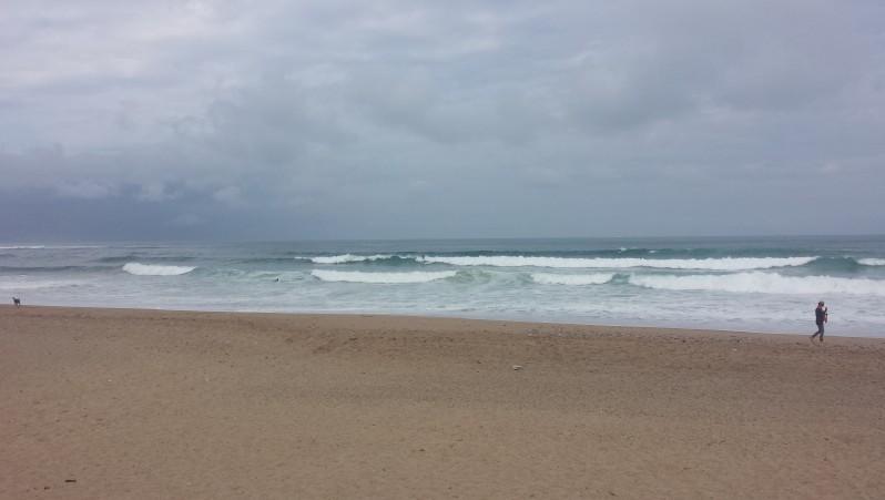 Surf report L'Uhabia - France (64) 2016-05-26 10:00:00