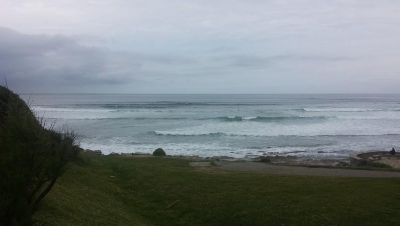 Surf report Cenitz - France (64) 2016-05-26 10:00:00