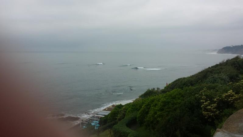 Surf report Guethary Parlementia - France (64) 2016-05-27 07:00:00