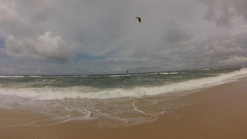 Wind report Le Porge - France (33) 2016-05-29 11:00:00