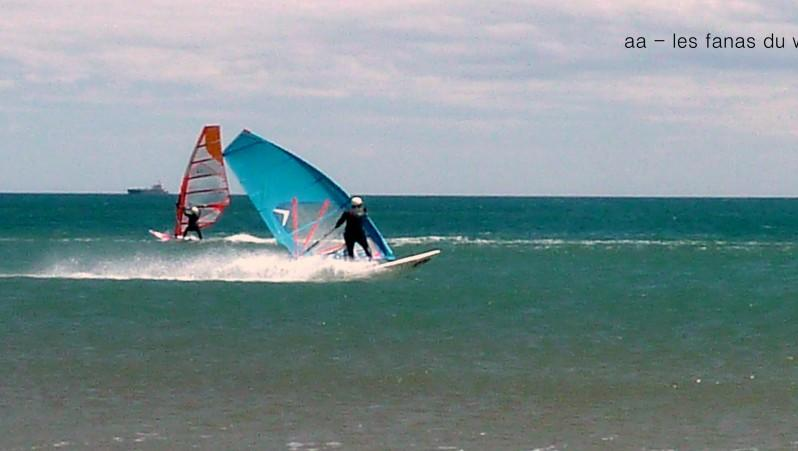Wind report Port-la-Nouvelle - Plage Nord - France (11) 2016-05-30 17:00:00
