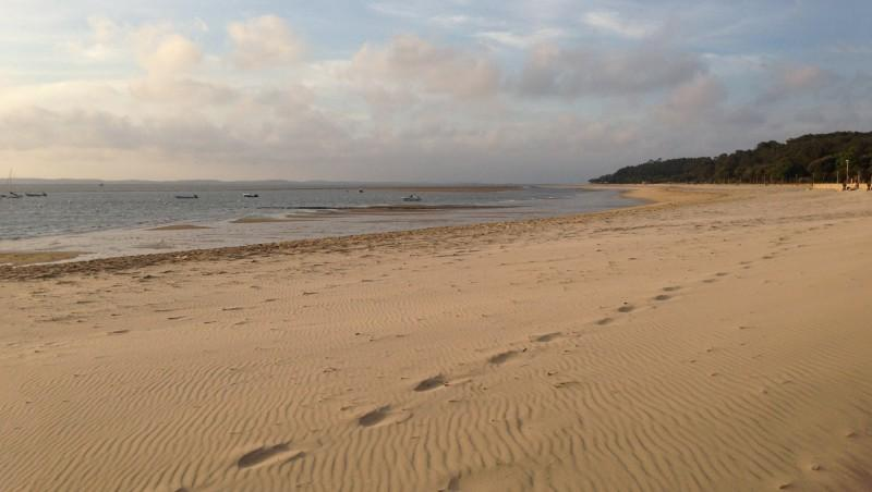 Wind report Arcachon - Les Arbousiers - France (33) 2016-05-31 22:00:00
