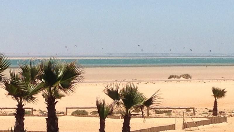 Wind report Dakhla - La Lagune - Maroc (MA) 2016-06-09 13:00:00