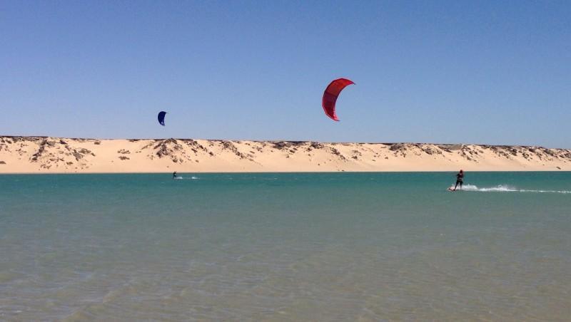 Wind report Dakhla - La Lagune - Maroc (MA) 2016-06-11 16:00:00