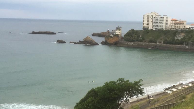 Surf report Côte des Basques - France (64) 2016-06-12 21:00:00