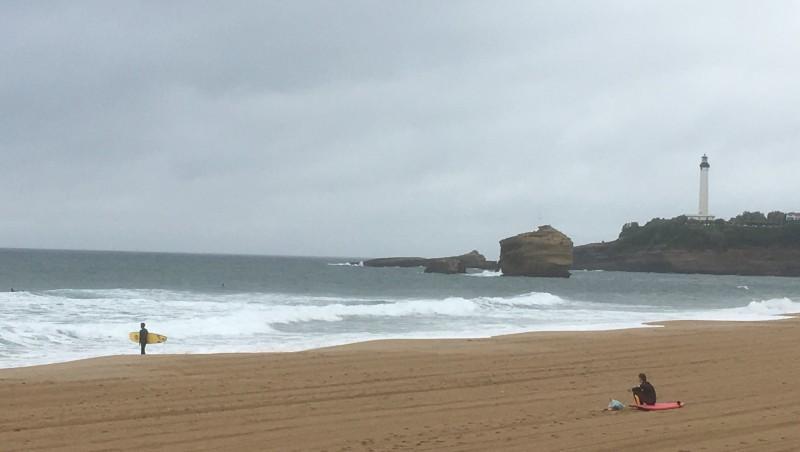 wave report Biarritz - Grande Plage - France (64) 2016-06-13 11:00:00