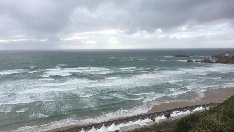 Surf report Côte des Basques - France (64) 2016-06-13 18:00:00