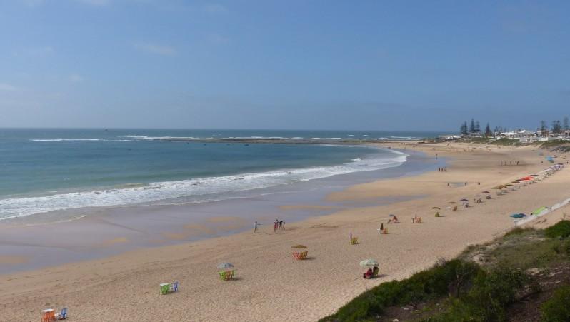 Wind report El Jadida - Maroc (MA) 2016-06-14 15:00:00