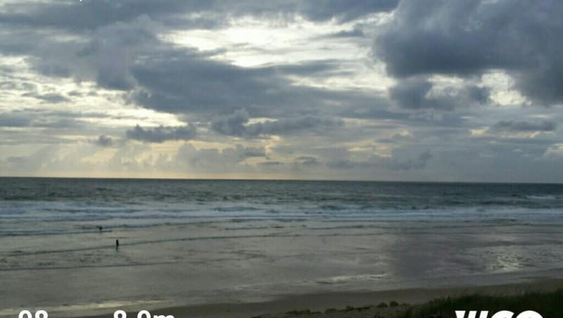 Wind report Lacanau Océan - La Centrale - France (33) 2016-06-17 16:00:00