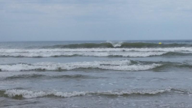 Surf report St Gilles-Croix-de-Vie - France (85) 2016-06-22 13:00:00