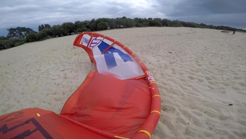 Wind report La Hume - France (33) 2016-06-24 19:00:00