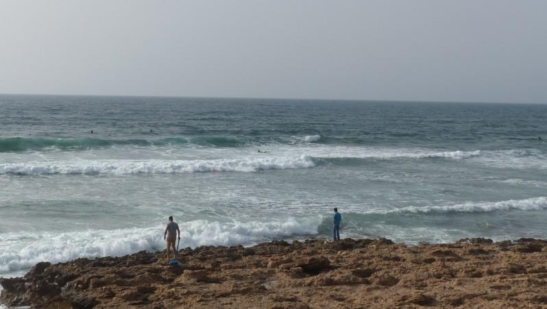 wave report Jack Beach - Maroc (MA) 2016-06-24 17:00:00