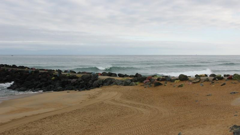 Surf report Anglet Sables d'Or - France (64) 2016-07-06 09:00:00