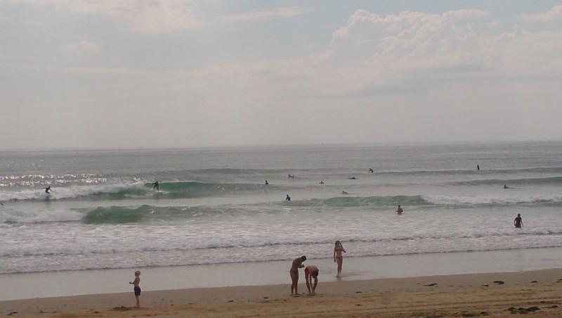 Surf report Sainte Barbe - France (56) 2016-06-22 17:00:00