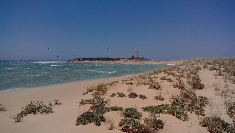 Wind report Los Canos de Meca - Espagne (ES) 2016-07-16 18:00:00