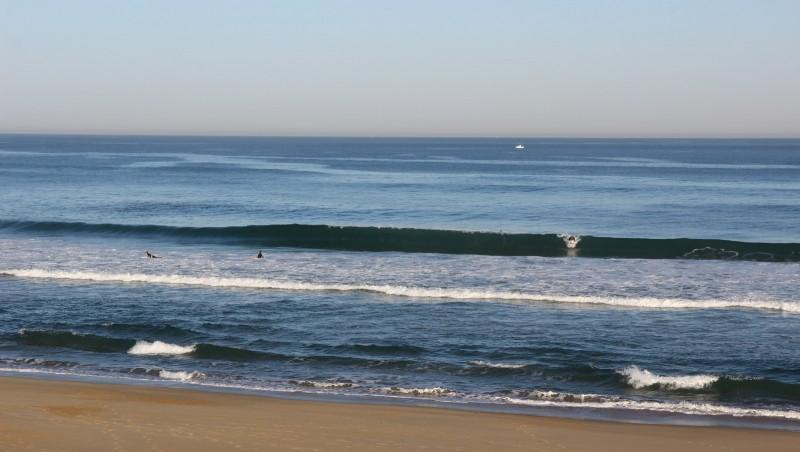 Surf report Anglet Sables d'Or - France (64) 2016-07-18 09:00:00