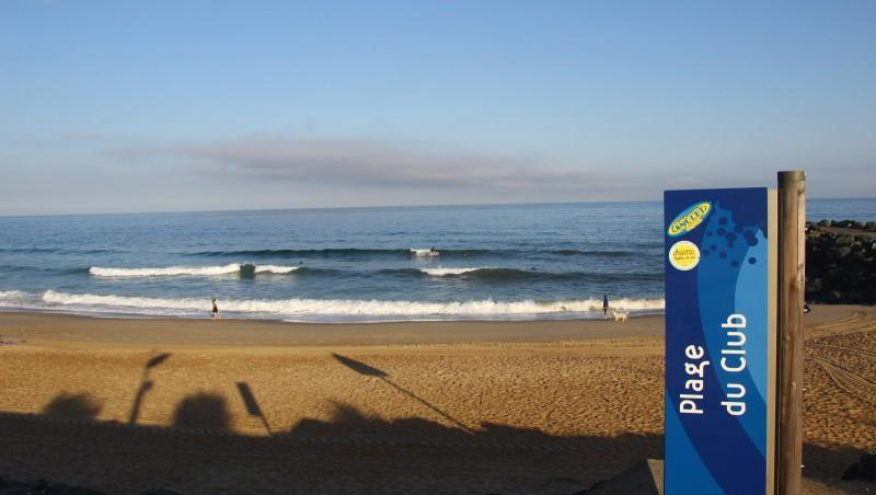Surf report Anglet Sables d'Or - France (64) 2016-08-03 09:00:00