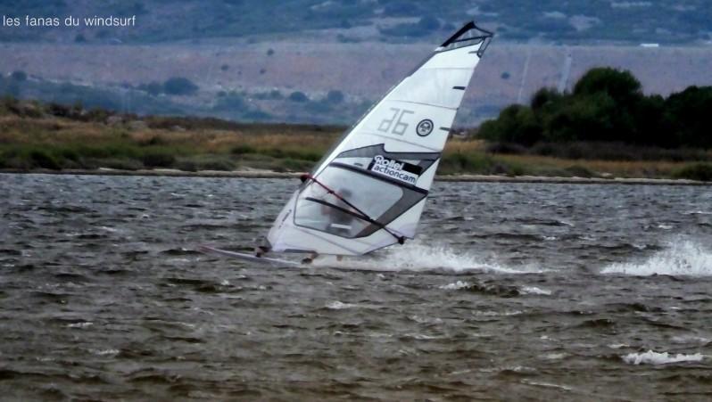Wind report le Barcarès - Eole - France (66) 2016-08-04 19:00:00