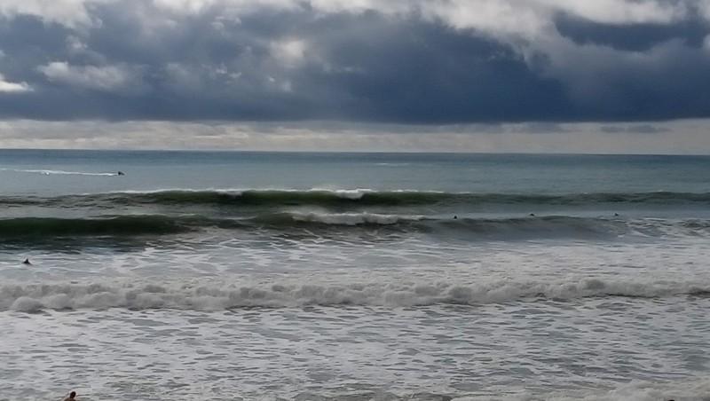 Surf report Le Gurp - France (33) 2016-08-04 18:00:00