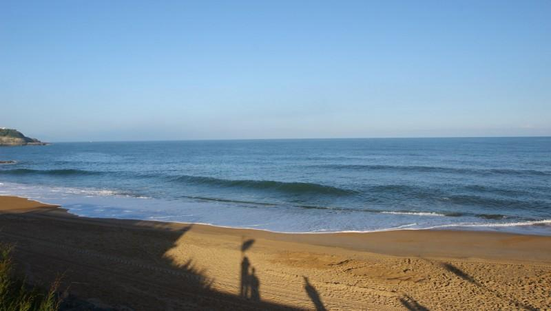 Surf report Anglet Sables d'Or - France (64) 2016-08-06 10:00:00