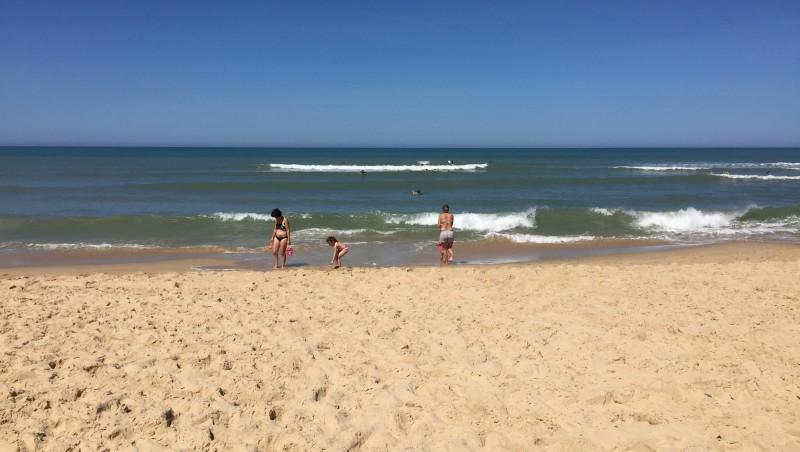 Surf report Le Porge - France (33) 2016-08-12 12:00:00
