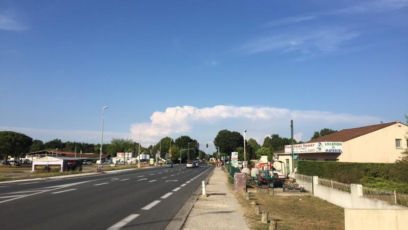 city report Bordeaux - France (33) 2016-08-16 19:00:00