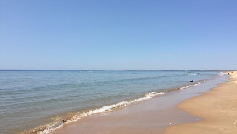 Surf report La Térrière - France (85) 2016-08-16 14:00:00