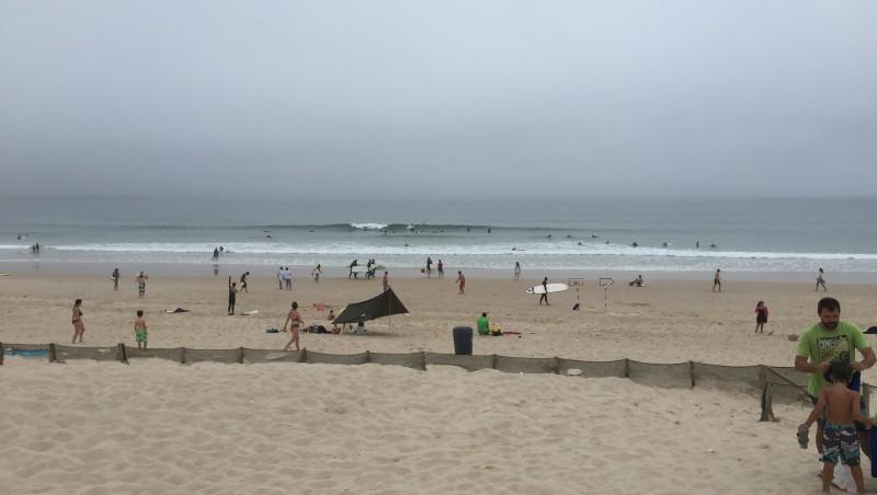 Surf report Peniche - Cantinho Da Baía - Portugal (PT) 2016-08-19 19:00:00