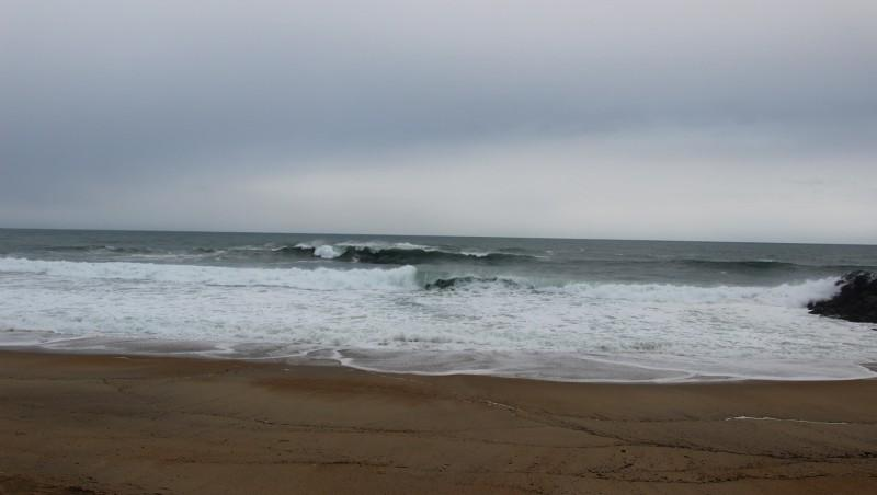 Surf report Anglet Surf Club - France (64) 2016-08-20 10:00:00