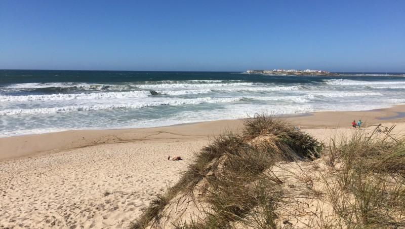 Wind report Peniche - Cova Da Alfarroba - Portugal (PT) 2016-08-20 18:00:00