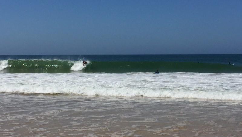 Surf report Peniche - Supertubos - Portugal (PT) 2016-08-21 11:00:00