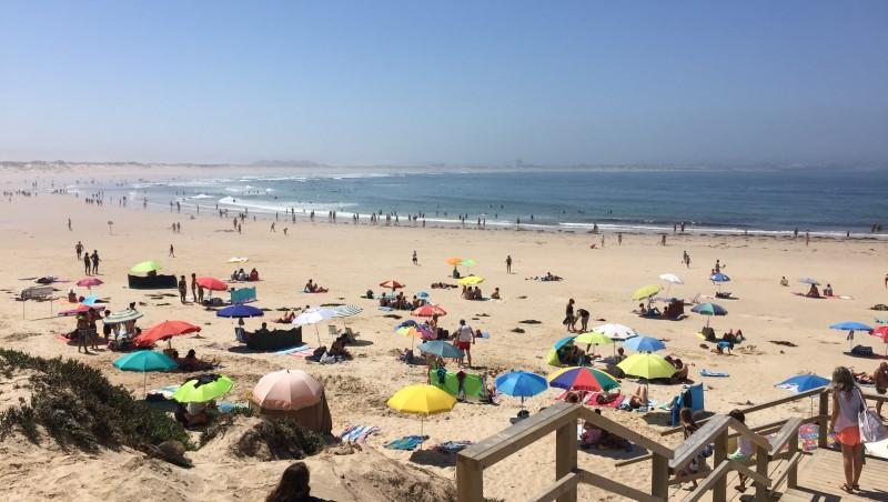 Surf report Peniche - Cantinho Da Baía - Portugal (PT) 2016-08-22 14:00:00
