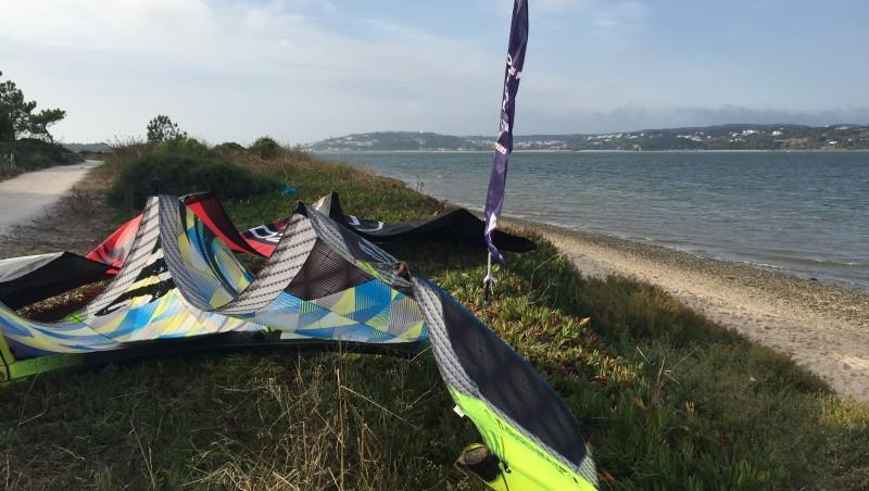 Wind report Lagona de Obidos - Portugal (PT) 2016-08-23 18:00:00