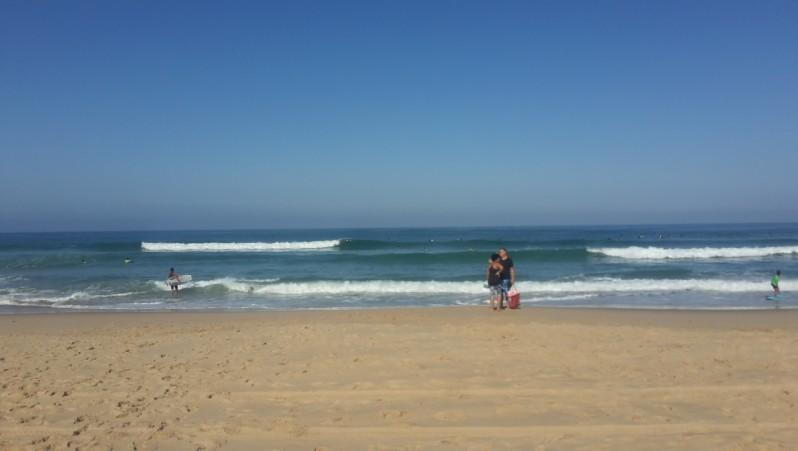 wave report Le Grand Crohot - France (33) 2016-08-24 10:00:00