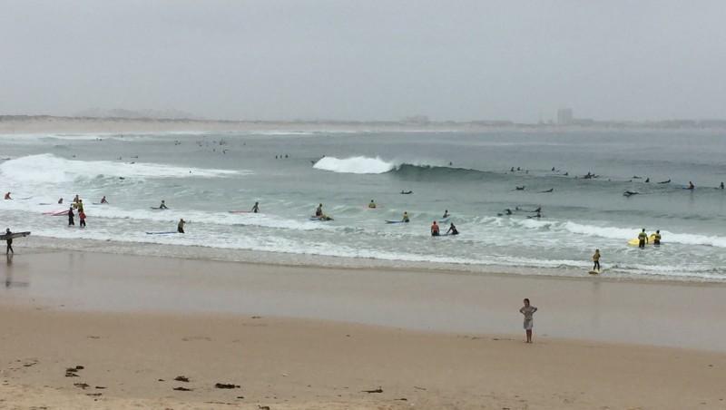 Surf report Peniche - Cantinho Da Baía - Portugal (PT) 2016-08-25 11:00:00