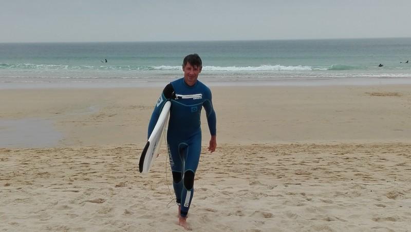 Surf report Peniche - Supertubos - Portugal (PT) 2016-08-25 14:00:00