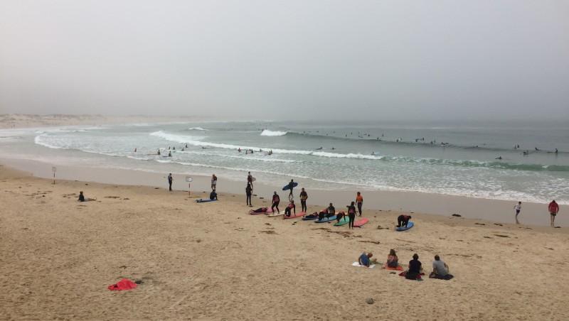 Surf report Peniche - Cantinho Da Baía - Portugal (PT) 2016-08-26 11:00:00