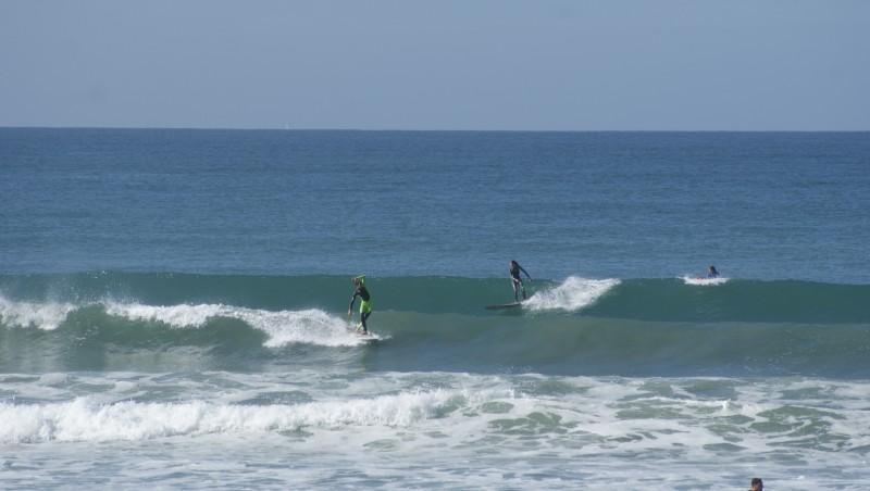 Surf report La Guerite - France (56) 2016-09-11 08:00:00