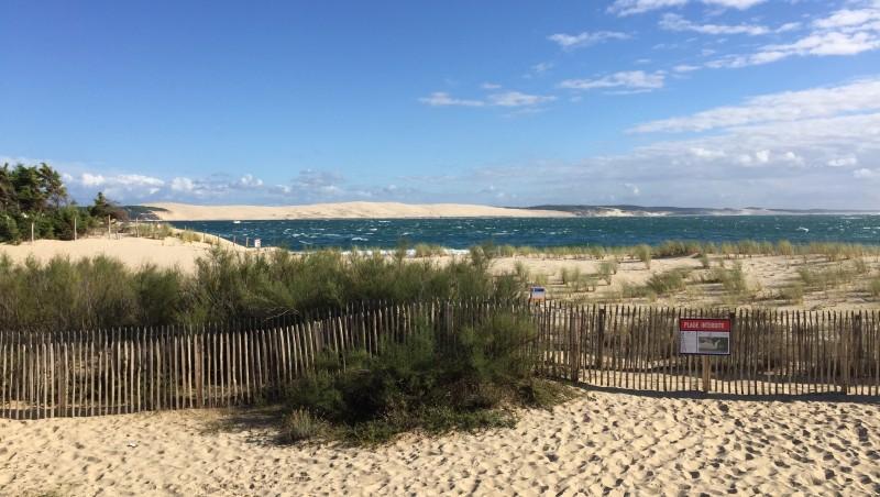 Wind report Cap-Ferret - La Pointe - France (33) 2016-09-17 17:00:00