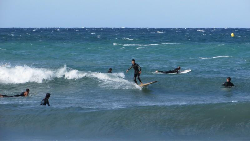 Surf report Plage Prado Nord - France (13) 2016-09-18 10:00:00