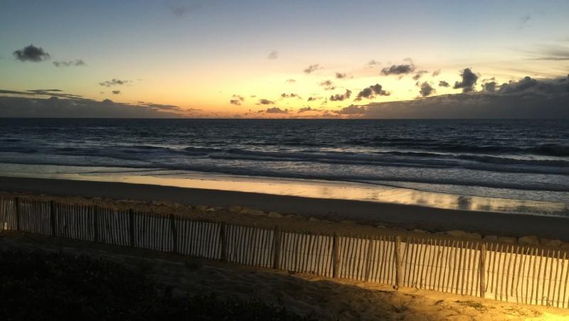 Surf report Lacanau Océan - La Centrale - France (33) 2016-10-01 20:00:00