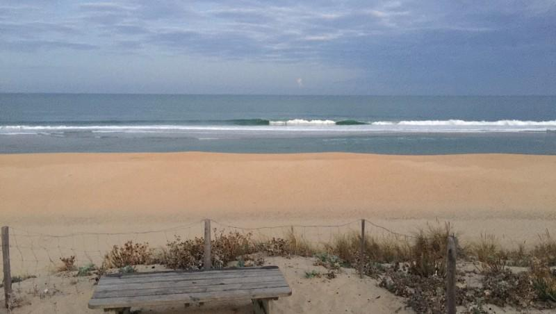 Surf report Le Porge - France (33) 2016-10-09 08:00:00
