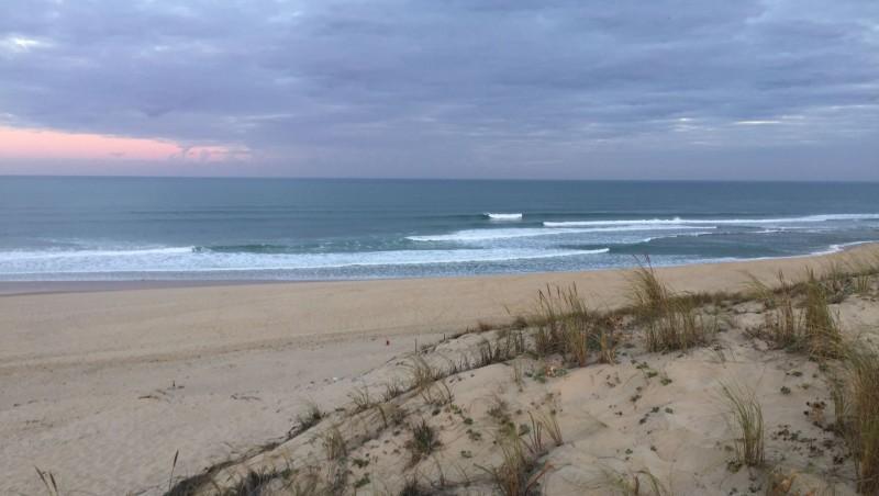 Surf report Le Porge - France (33) 2016-10-09 10:00:00