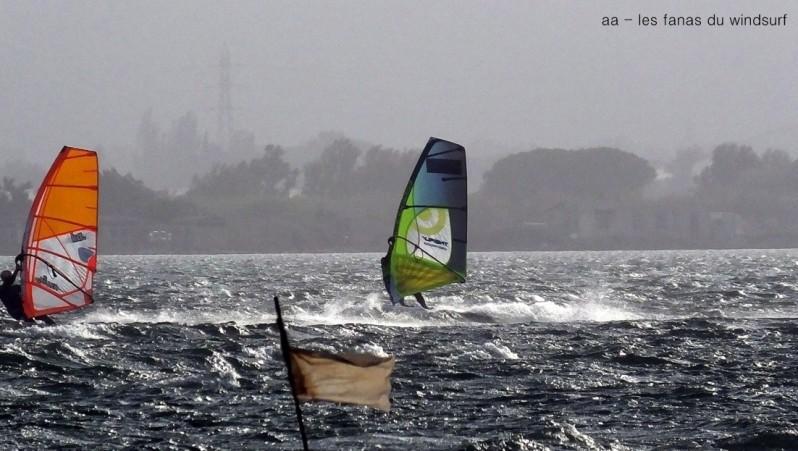 Wind report Le Barcarès - Cap Coudalère  - France (66) 2016-10-24 19:00:00