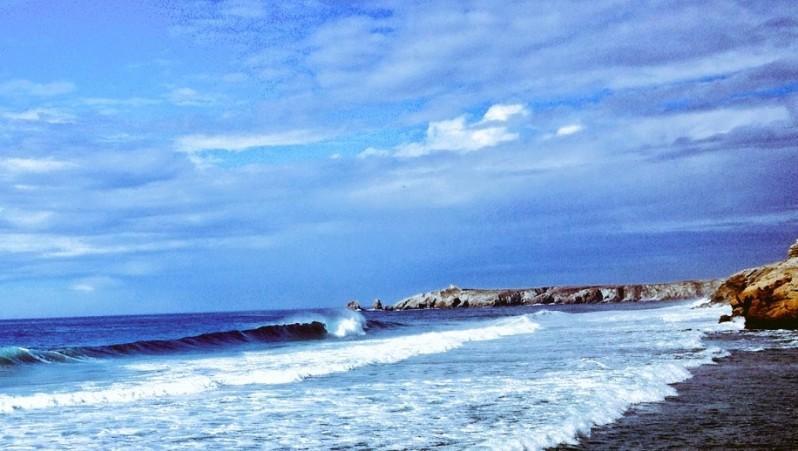 Surf report Quiberon - Port Bara - France (56) 2016-10-24 15:00:00
