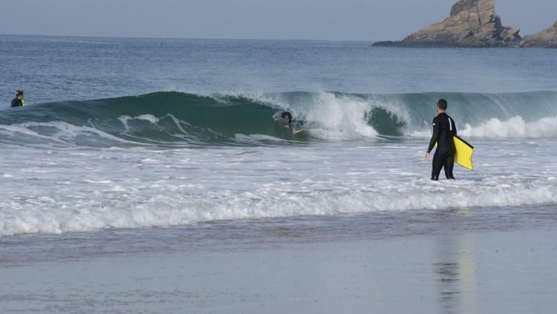 Surf report Quiberon - Port Bara - France (56) 2016-11-01 08:00:00