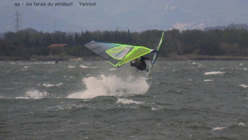 Wind report Le Barcarès - Cap Coudalère  - France (66) 2016-11-05 18:00:00