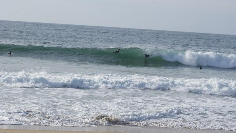 Surf report Quiberon - Port Bara - France (56) 2016-11-11 13:00:00