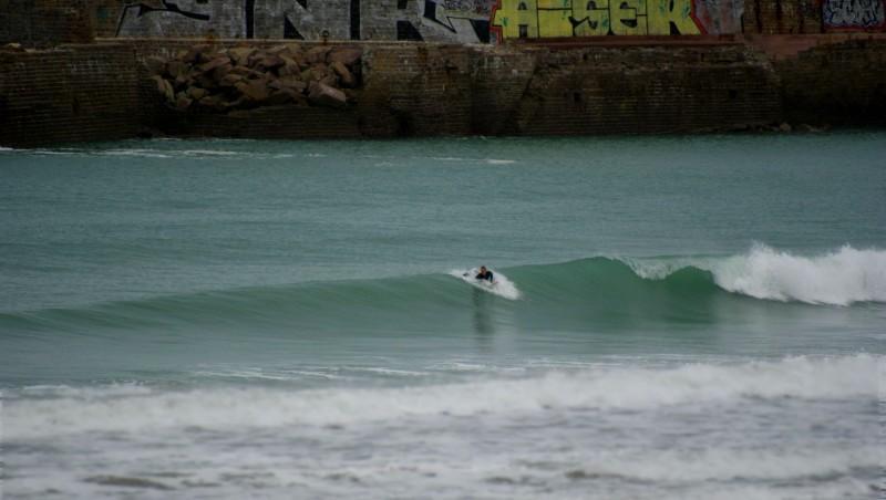 Surf report Cap Frehel (Poori) - France (22) 2016-11-20 10:00:00